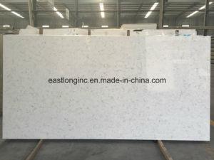 Carrara White Artificial Quartz Slab with 2 Cm, 3cm Thickness pictures & photos