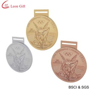 Factory Cheap Custom Antique Marathon Medal (LM1252) pictures & photos