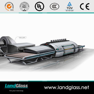 Landglass Forced Convection Glass Tempering Furnace Prices pictures & photos