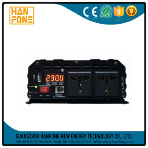 Solar Power Inverter DC to AC Remote Control LCD Display pictures & photos