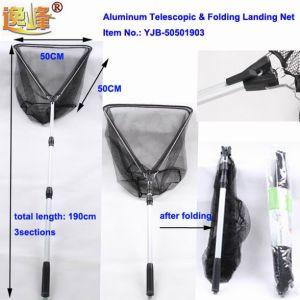 Telescopic Aluminum Handle Fishing Landing Net
