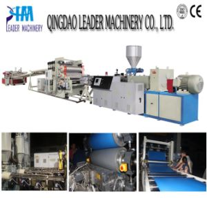 PVC Sheet Extrusion Machine PVC Sheet Making Machine PVC Sheet Production Machine pictures & photos