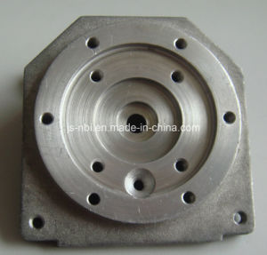 Aluminum Casting for Circuit Box Use with High Pressure Casting and Bead Blasting pictures & photos
