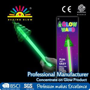 Glow Christmas Tree Wand, Glow Stick for Christmas Gift pictures & photos