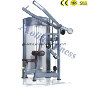 Golden Color Lat Pull-Down Home Gym Equipment pictures & photos