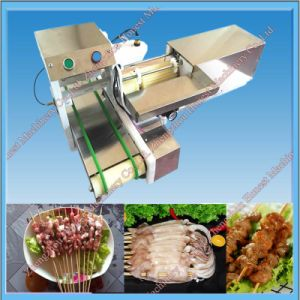 2017 Hot Sale Automatic Meat Skewer Machine pictures & photos