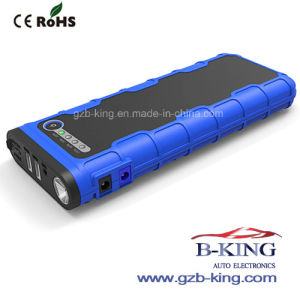 18000mAh Powerful Portable Car Jump Starter Power Pack pictures & photos