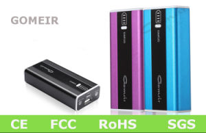 2013 Brand New Gomeir Power Bank 5600mAh Mobile Power Bank