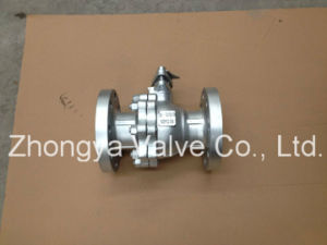 "API Carbon Steel Ball Valve (Q41F-3""-300LB) pictures & photos"