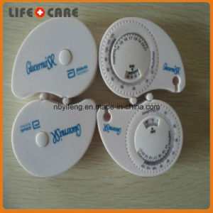 Popular Gift 1.5m, 1.8, 2m BMI Body Fat Calculator Measuring Tape pictures & photos