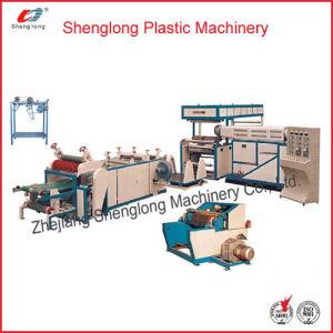 Plastic Film Laminating Machine for Plastic Bag (SDJF1000-1400) pictures & photos