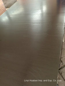 Brown/Black Shuttering Film Faced Plywood /Marine Plywood for Concrete (HB003) pictures & photos