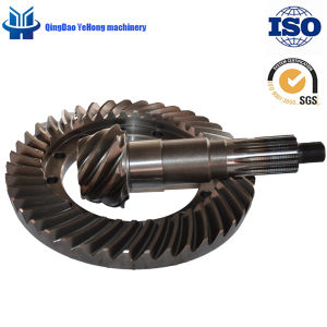 BS0030 8/41 Customized Spiral Bevel Gear High Quality Light Truck Rear Drive Axle Gear pictures & photos