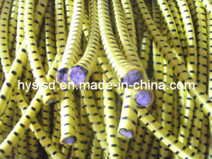 High Quality Elastic Latex Material Bungee Cord pictures & photos