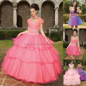 Quinceanera Dress, Pageant Dress (SO-1064)