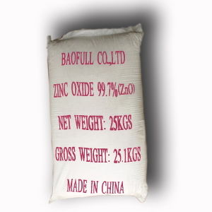 Zinc Oxide Indirect Process High Purity for Rubber and Pharm pictures & photos