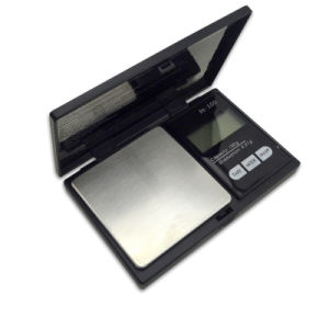 Precision Digital Scale 1000g X 0.1g Jewelry Gold Silver Coin Gram Pocket Scale pictures & photos