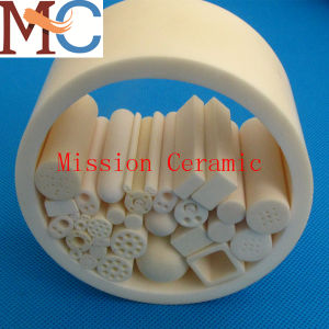 Different Sizes of Wear Resistant Alumina Ceramic Tube pictures & photos