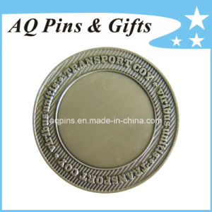 Challenge Coin with Antique Silver Plating (coin-091) pictures & photos