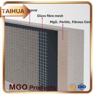 3-20mm Thickness Fireproof Magnesium Oxide Board (MGO board) for Wall Partition pictures & photos