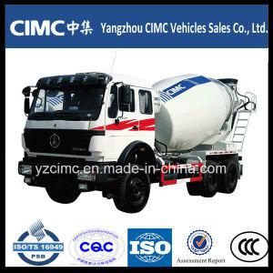 9cbm Heavy Duty Beiben Concrete Mixer Truck pictures & photos