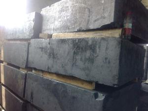 Bulk Density 1.80g/cm3 Sizes135*255mm Graphite Rod pictures & photos