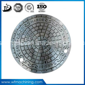 Drainage System Cast Iron/Grey Iron Manhole Covers by Resin Casting Process pictures & photos