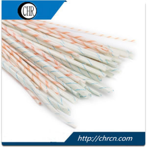 Insulation Fiberglass Sleeving Coated with Polyvinyl Chloride Resin pictures & photos