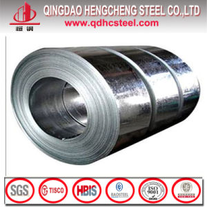 SGCC Dx51d Hot Dipped Galvanized Steel Tape pictures & photos