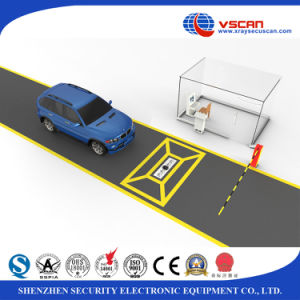 Fixed Under Vehicle Surveillance System with Reconising System pictures & photos