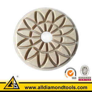 Resin Bonded Diamond Polishing Pads for Concrete Floor pictures & photos