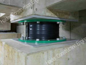 Hdr Bridge Bearing with High Damping Rubber pictures & photos