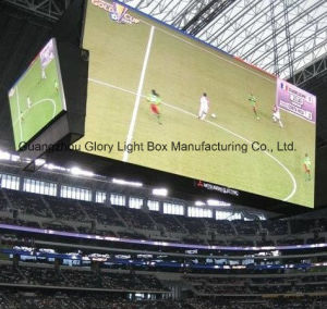 Wholesale Price Advertising P20 Outdoor LED Display Screen pictures & photos