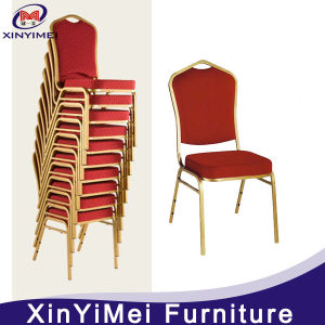 Stacking Iron Restaurant Chair pictures & photos