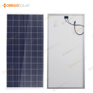 Morego Poly Solar Panel / Module 100W - 320W for System pictures & photos