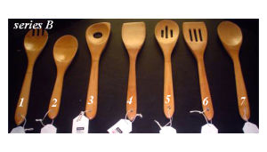 Bamboo Kitchen Utensil Tools (HB-601) pictures & photos