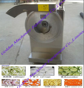 Automatic Fresh Potato Chips Frensh Quick-Freezing Chips Making Machine pictures & photos