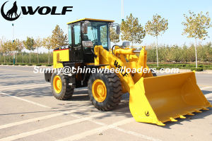 China Hot Sale Construction 3t Wheel Loader pictures & photos