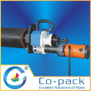 Low Clearance Pneumatic Pipe Beveling Machine pictures & photos