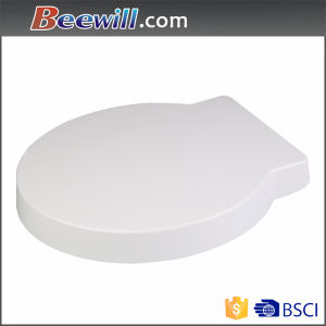 Two Pieces Urea Toilet Seat with Slow Down pictures & photos