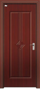 Cheap Waterproof High Quality WPC PVC Door pictures & photos