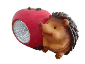Mini Animal Figurine Solar Light