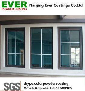 Anticorrosion Topcoats Electrostatic Spray Zinc Base Powder Coating Paint pictures & photos
