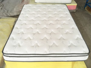Cheap and Durable Pocket Spring Mattress Made in China pictures & photos