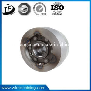Gray Iron Sand Casting Gym Equipment Flywheel From China Factory pictures & photos