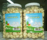 Fresh Peeled Garlic pictures & photos
