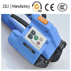 Battery Strapping Tool T-200 for Plastic Straps Cheap Price pictures & photos