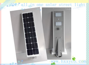 Integrated Solar Power LED Street Light pictures & photos