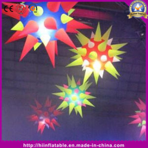 Wholesale Event Supplies, LED Lighting Inflatable Star for Party Decoration
