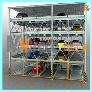 2000kg Capacity Self Parking System pictures & photos